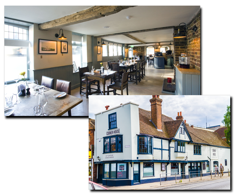 Book a Table in Canterbury