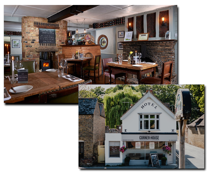 Book a Table in Minster