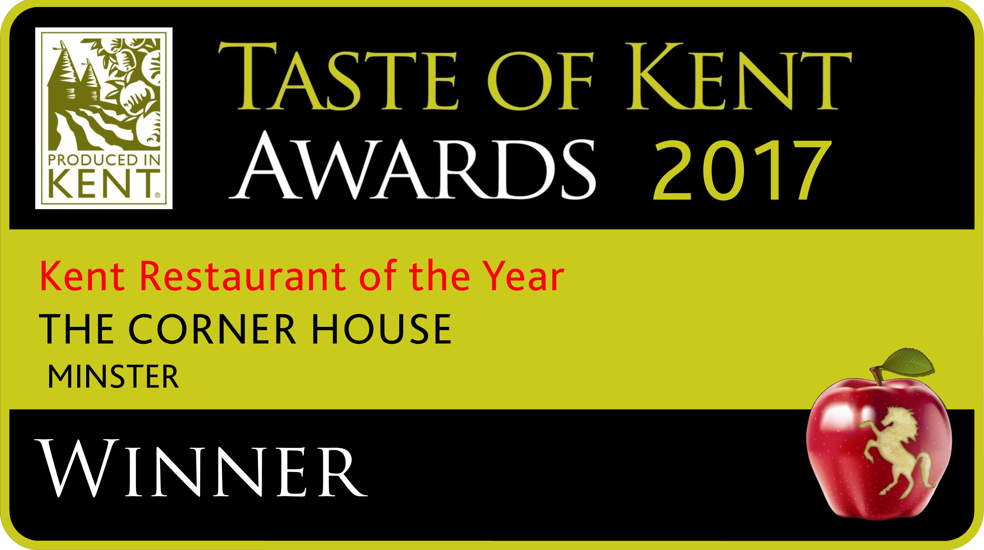 Taste of Kent Awards - Top 3